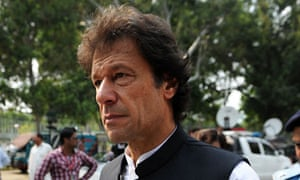 Pakistani politician Imran Khan will be killed if he enters Taliban stronghold, group says