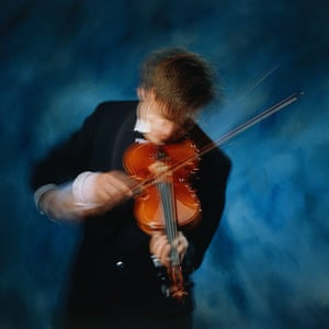 10 best: A man playing a violin