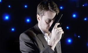 Bullet Catch, show at Edinburgh festival 2012