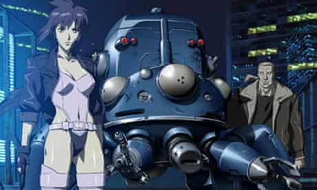 Your Next Box Set Ghost In The Shell Stand Alone Complex Television Radio The Guardian
