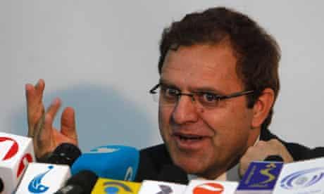 Hazrat Omar Zakhilwal