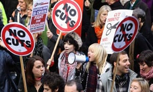 Public Sector Workers Hold Strikes Across The UK