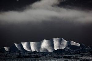 The Cold Edge: The Dragon Iceberg