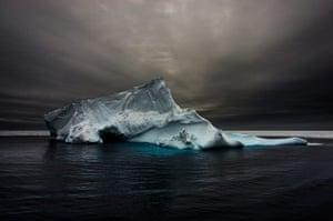 The Cold Edge: Iceberg, Antarctica