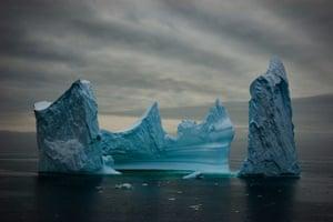 The Cold Edge: Iceberg: The Isle of the Dead