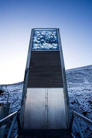 The Cold Edge: Svalbard Global Seed Vault