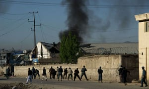 Kabul suicide attack May 2012