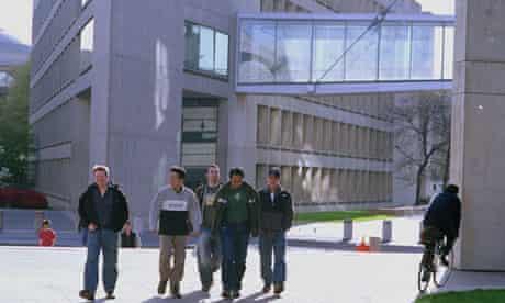 Students at MIT
