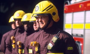NEW LONDON FIRE BRIGADE