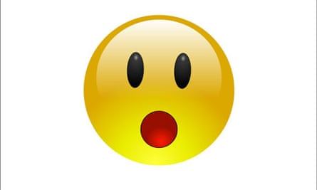 Aqua Emoticons - Surprise. Image shot 2008. Exact date unknown.