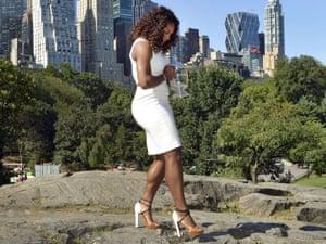 US Open champion Serena Williams