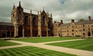 Chief executives gathered at the SolWorld2012 conference at Keble College, Oxford.