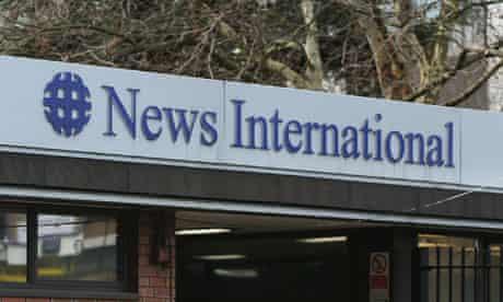 News International Siobhain McDonagh