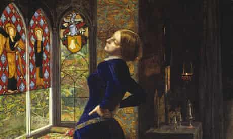 John Everett Millais, Mariana (1851)
