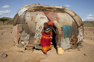 Concern Worldwide: four stories about Hunger in Kenya, by Gideon Mendel