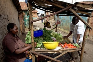 Concern Worldwide: Four Stories about Hunger in Kenya by Gideon Mendel