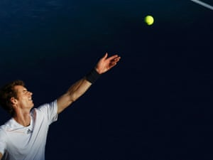 Andy Murray-Novak Djokovic