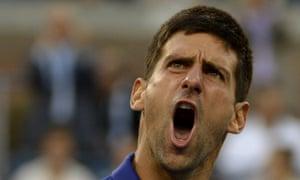 Novak Djokovic open