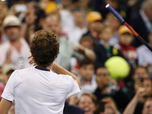 Andy Murray wins US open