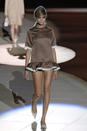Marc Jacobs Spring 13: Marc Jacobs - Runway - Spring 2013 Mercedes-Benz Fashion Week