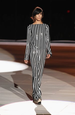 Marc Jacobs Spring/Summer 2013 collection during New York Fashion Week