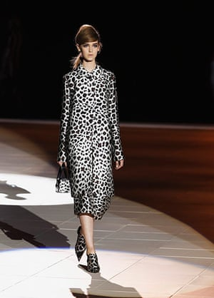 Marc Jacobs Spring 13: Marc Jacobs Spring/Summer 2013 collection during New York Fashion Week