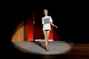 Marc Jacobs Spring 13: New York Fashion Week Marc Jacobs Fashion Show