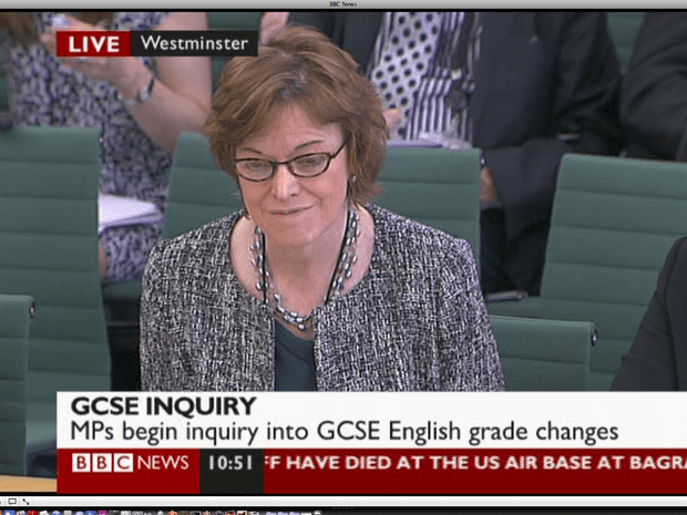 When is the UK GCSE which obviously discriminates against males going to be scrapped?