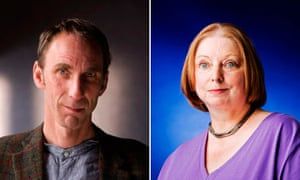 Booker prize 2012: Hilary Mantel and Will Self