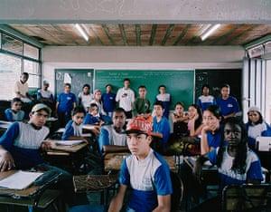 World Classrooms: School Escola Estadual Nossa Senhora do Belo Ramo, Belo Horizonte, Brazil