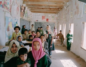 World Classrooms: School Al Ishraq Primary, Akamat Al Me'gab, Yemen