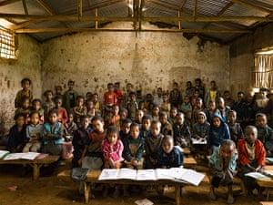 World Classrooms: School Gambella Elementary School, Gambella, Ethiopia
