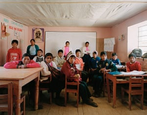 World Classrooms: School Escolar Secundaria Tiracanchi, Peru