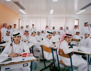 World Classrooms: School Omar Bin Al-Khattab Educational Complex, Doha, Qatar