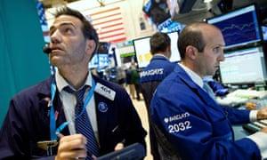 Markets React To Bernanke Speech
