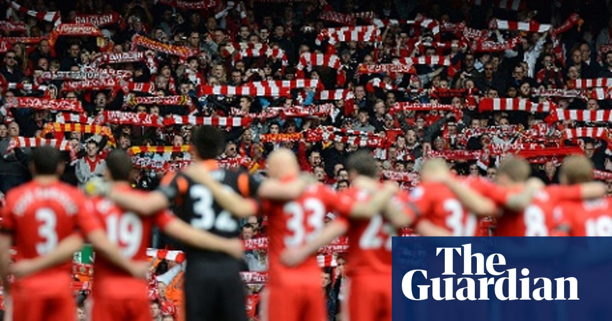 You'll Never Walk Alone: from terrace anthem to touching