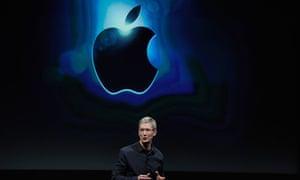 Tim Cook iPhone 4s