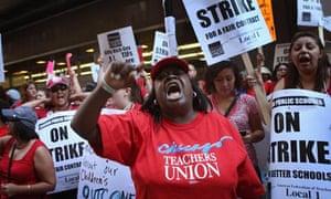 Chicago Teachers Union plans mass demonstration against