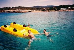 Lomography gallery: Lomography gallery: Ibiza boys