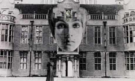 Lilford Hall montage, by Penelope Slinger