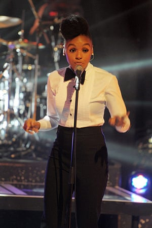 Jools Holland: Janelle Monáe on 'Later with Jools Holland'