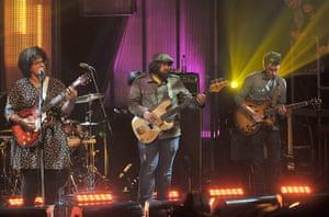 Jools Holland: Alamaba Shakes on 'Later with Jools Holland'