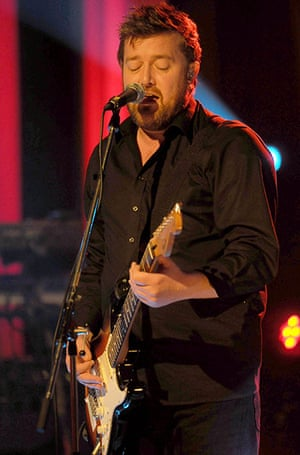 Jools Holland: Elbow on 'Later Live with Jools Holland'