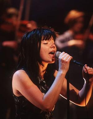 Jools Holland: Björk on 'Later with Jools Holland'