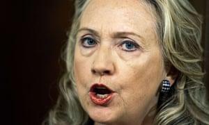 Hillary Clinton Libya