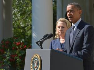 Obama speaks about Libya ambassador