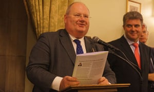 Eric Pickles at APPG launch
