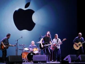 apple foo fighters