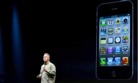 Apple iPhone launch, San Francisco, 12 September 2012