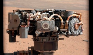 The Curiosity rover's alpha particle X-ray spectrometer